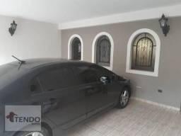 Sobrado 184 m² - 3 dormitórios - 3 suítes - Chácara Sergipe - São Bernardo do Campo/SP