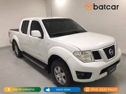 FRONTIER 2013/2014 2.5 S 4X4 CD TURBO ELETRONIC DIESEL 4P MANUAL