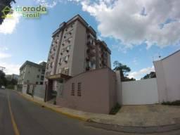 Apartamento semi mobiliado com 03 quartos no Bairro Vila Nova em Jaraguá do Sul Sc