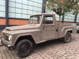 Pick-up willys F-75
