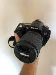 Nikon D90 semi nova