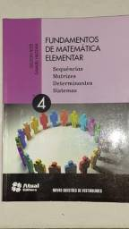 Fundamentos da matemática elementar