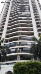 Apartamento/Usado para Locação em Cuiabá, Ribeirão da Ponte, 4 dormitórios, 2 suítes, 2 ba