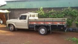 Camionete longa de fabrica - 1981