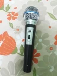 Microfone Mega Star