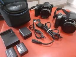 Câmeras semi profissionais