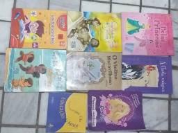 Livros para doação!!! Diversos