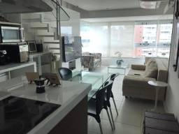 Oportunidade Cond. Acqua Vert Apartamento de 1 suite Porteira Fechada em Armação