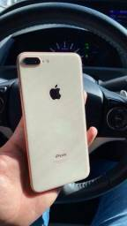 IPhone 8 Plus 128gb Gold só vende