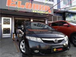 Honda Civic 1.8 lxs 16v flex 4p automático - 2009