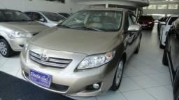 Toyota Corolla Xei 1.8 Flex Aut 2009 Completo, Couro, Pneus Novos, Placa A, Novissimo - 2009