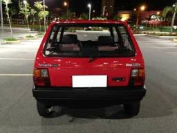 Uno mille 1.0 brio 2p 1991 vermelho (cod.08) - 1991