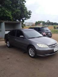 Honda Civic 1.7 Lx 2006 Vendo -Troco e Financio - 2006