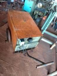 Máquina de solda Eletrodo e TIG
