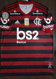 Camisa Flamengo Brasileirão