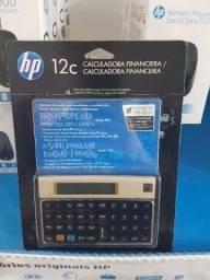 Calculadora Financeira HP12C Gold Português C/ Garantia e NF - NOVO
