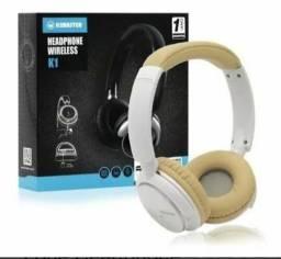 Headphone Wireless Kimaster K1