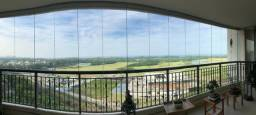 5 suites no Riserva Uno vista livre para o Campo de Golfe