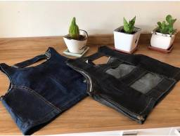 Cropped jeans tam p