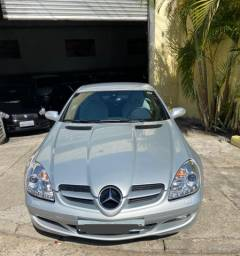 Mercedes slk 200 2005 único dono