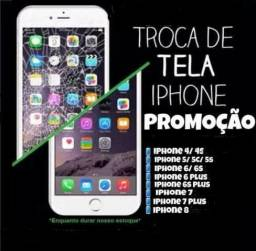Troco Tela de IPhone - ÍLHÉUS