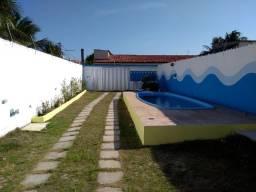Casa com piscina a 100 metros do mar- Praia de Guaibim-Ba
