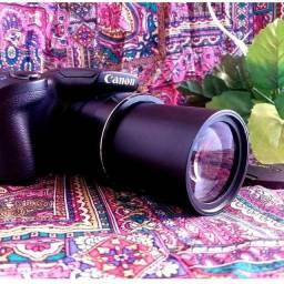 Câmera fotográfica Canon