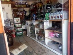 Vendo oficina de motos completa com peças e ferramentas
