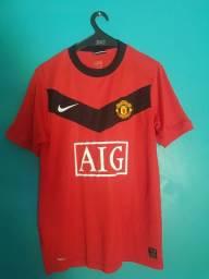 Camisa original nike Manchester United 2009/2010