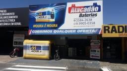 Baterias com o menor preço da cidade
