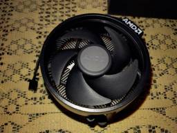 Cooler Amd Ryzen Wraith Spire Original S/ Led