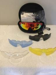 Óculos ciclista oakley