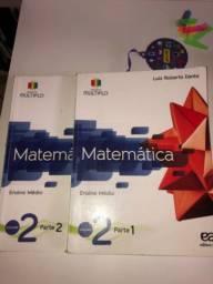Livro de Matemática Dante/ Projeto Múltiplo