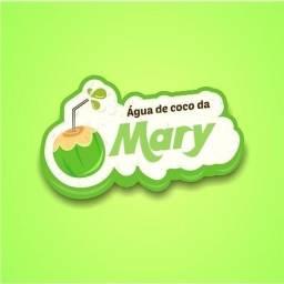 Água de coco *ENTREGAMOS*