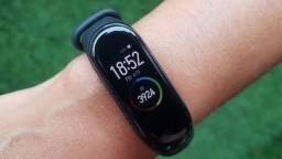 Smartwatch Mi Band 5 Relógio inteligente