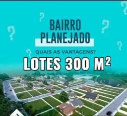 Loteamento Residencial Vivendas Lagos, lotes de 10 x 30 metros