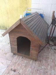 Casinha de madeira - Pet