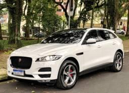 Jaguar F-Pace Ingenium Prestige AWD Blindada Nivel III 2018