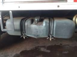 Tanque combustível Ford 150L com suporte e cinta