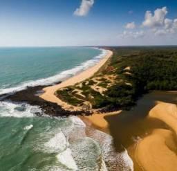 Excelentes terrenos com vista mar em Barra do Camaratuba a partir de R$400 o m²