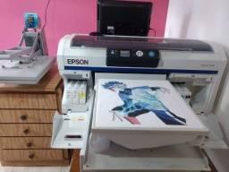 Impressora Têxtil digital - Ótima oportunidade de ter seu próprio negócio!