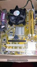 Placa Mãe DDR2