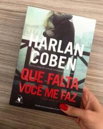 Livro - Que falta você me faz - Harlan Coben