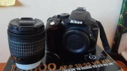 Câmera Profissional D5300