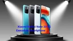 Título do anúncio: Redmi Note 10 5G 128 GB/4 GB Azul/Cinza China