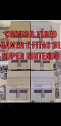 Título do anúncio:  Super Nintendo e games antigos