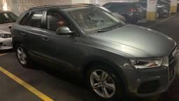 Título do anúncio: Audi Q3 - 1.4 TSFI AMBIENTE Flex / BLINDADA