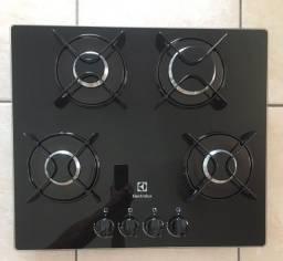 Cooktop Electrolux 4 bocas a Gás - GC60V