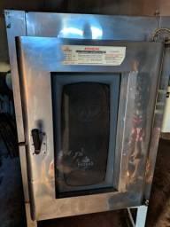 forno elétrico e modeladora