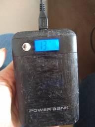 Power Bank - sem bateria - carregador portátil